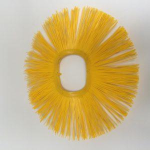 Fuldplast børstering - Holms SU - zig zag
