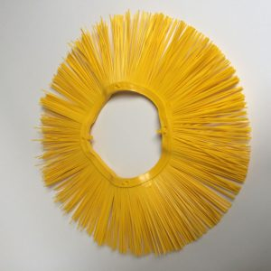 "Fuldplast børstering - 700-10"" - Zig Zag - Holms"
